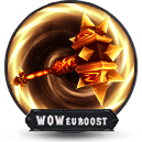 sulfuras wow boost